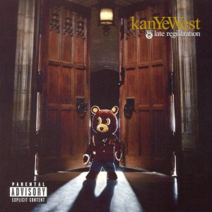 kanYeWest* - Late Registration (CD, Album, S/Edition)