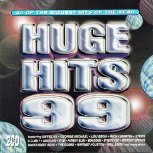 Various - Huge Hits 99 (2xCD, Comp)