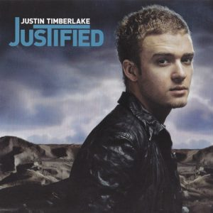 Justin Timberlake - Justified (CD, Album)