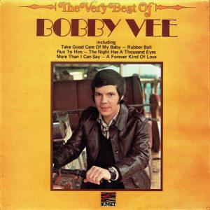 Bobby Vee - The Very Best Of Bobby Vee (LP, Album, Comp)