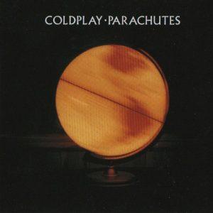Coldplay - Parachutes (CD, Album, RP)