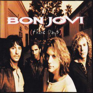 Bon Jovi - These Days (CD, Album)