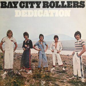 Bay City Rollers - Dedication (LP, Album)