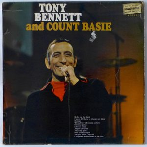 Tony Bennett And Count Basie - Tony Bennett And Count Basie (LP, Album, RE)