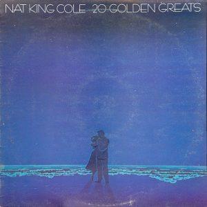 Nat King Cole - 20 Golden Greats (LP, Comp)