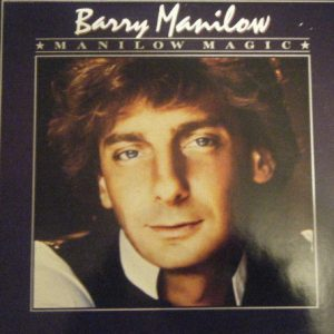 Barry Manilow - Manilow Magic (LP, Comp)