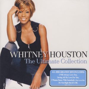 Whitney Houston - The Ultimate Collection (CD, Comp)