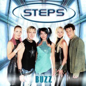Steps - Buzz (CD, Album, S/Edition)