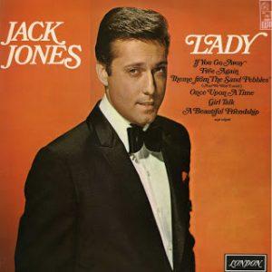 Jack Jones - Lady (LP, Album)