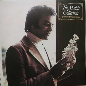 Johnny Mathis - The Mathis Collection (40 Of My Favourite Songs) (2xLP, Album, Comp)