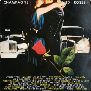 Various - Champagne And Roses (LP, Comp)