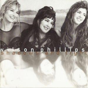 Wilson Phillips - Shadows And Light (CD, Album)