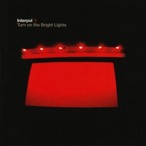 Interpol - Turn On The Bright Lights (CD, Album, Key)