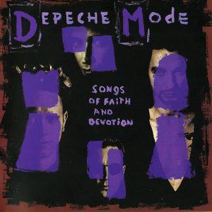 Depeche Mode - Songs Of Faith And Devotion (CD, Album)