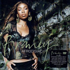 Brandy (2) - Afrodisiac (DVD, Single)