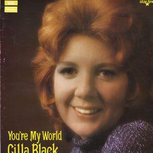 Cilla Black - You're My World (LP, Comp)