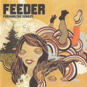 Feeder - Pushing The Senses (CD, Album)