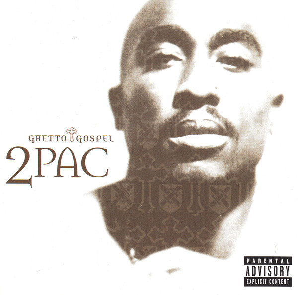 2Pac - Ghetto Gospel (CD, Single, Enh)