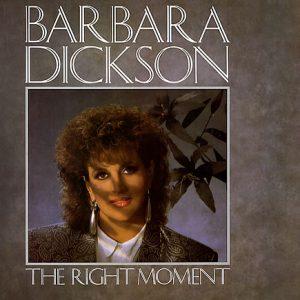 Barbara Dickson - The Right Moment (LP)