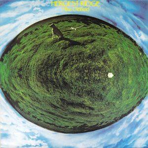 Mike Oldfield - Hergest Ridge (LP, Album)
