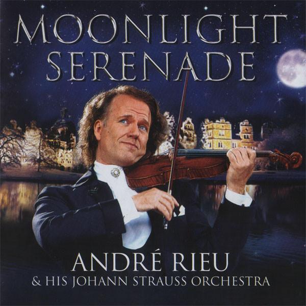 André Rieu & His Johan Strauss Orchestra* - Moonlight Serenade (CD, Comp + DVD-V, PAL)