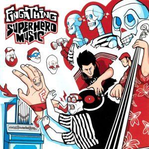 Fingathing - Superhero Music (CD, Album)