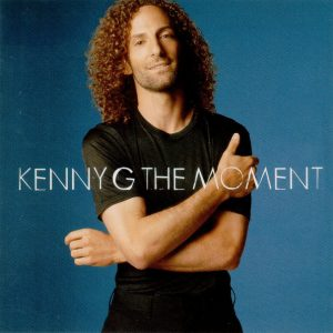 Kenny G (2) - The Moment (CD, Album)