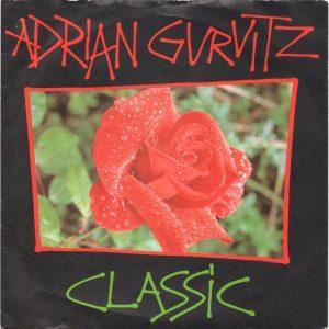 "Adrian Gurvitz - Classic (7"", Single, Sol)"