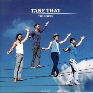 Take That - The Circus (CD, Album, Std)