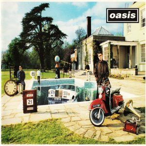 Oasis (2) - Be Here Now (CD, Album)