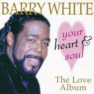 Barry White - Your Heart And Soul (CD, Album)