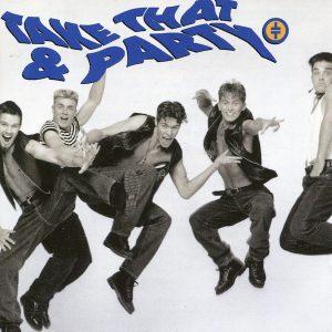 Take That - Take That & Party (CD, Album)