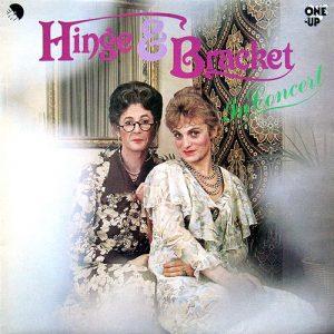 Hinge & Bracket* - In Concert (LP)