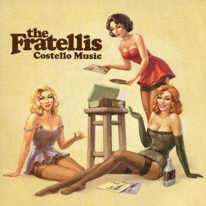 The Fratellis - Costello Music (CD, Album, S/Edition)