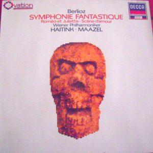 Berlioz*, Wiener Philharmoniker, Haitink*, Maazel* - Symphonie Fantastique / Roméo Et Juliette (LP, RE, RM)