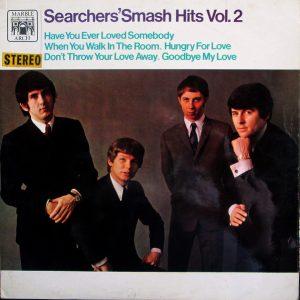 The Searchers - Searchers' Smash Hits Vol. 2 (LP, Comp)