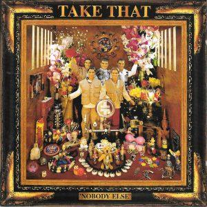 Take That - Nobody Else (CD, Album)