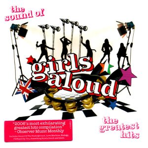 Girls Aloud - The Sound Of Girls Aloud - The Greatest Hits (CD, Comp, S/Edition)