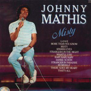 Johnny Mathis - Misty (LP, Comp, Lab)