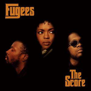Fugees - The Score (CD, Album)