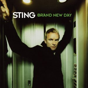 Sting - Brand New Day (CD, Album)