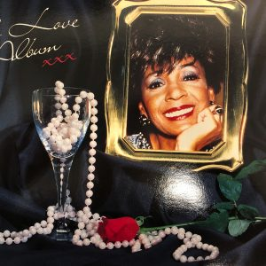 Album Cover For The Love Album By Shirley Bassey